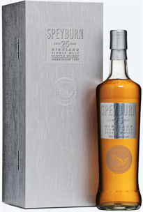Speyburn Scotch Single Malt 25 Year 750ml